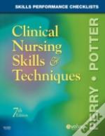 Skills Performance Checklists For Clinical Nursing Skills And Techniques