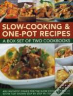 Slow-Cooking & One Pot Recipes