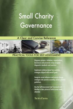 Wook.pt - Small Charity Governance A Clear And Concise Reference
