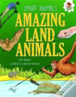 Smart Animals - Amazing Land Animals