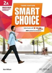 Smart Choice: Level 2: Multi-Pack A With Online Practice And On The Move