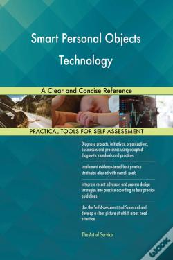 Wook.pt - Smart Personal Objects Technology A Clear And Concise Reference