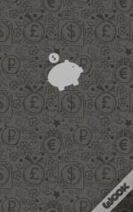 Smart Piggy Monthly Household Budget Planner (Gray)