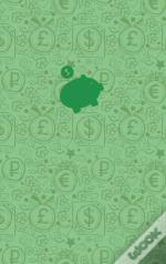 Smart Piggy Monthly Household Budget Planner (Green)