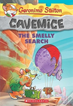 Wook.pt - Smelly Search Geronimo Stilton Cavemice