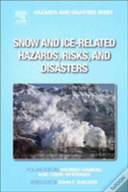 Wook.pt - Snow And Ice-Related Hazards, Risks, And Disasters