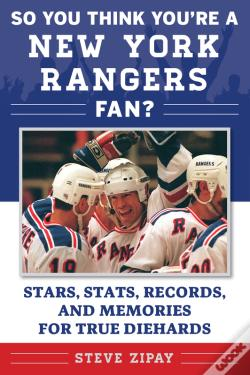 Wook.pt - So You Think You'Re A New York Rangers Fan?