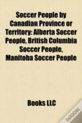 Soccer People By Canadian Province Or Te