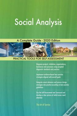 Wook.pt - Social Analysis A Complete Guide - 2020 Edition