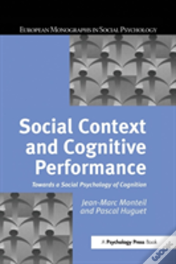 Wook.pt - Social Context And Cognitive Performance