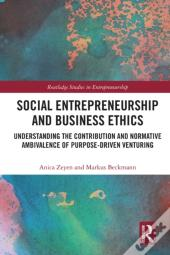Social Entrepreneurship And Business Ethics