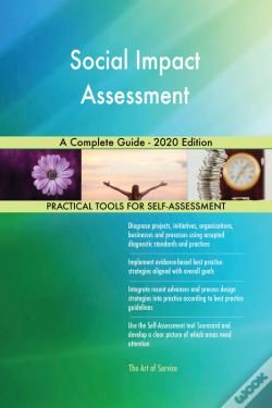 Wook.pt - Social Impact Assessment A Complete Guide - 2020 Edition