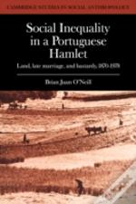 Social Inequality In A Portuguese Hamlet