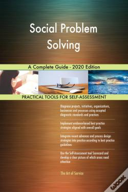 Wook.pt - Social Problem Solving A Complete Guide - 2020 Edition
