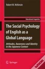 Social Psychology Of English As A Global