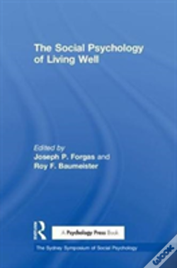 Wook.pt - Social Psychology Of Living Well