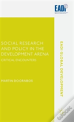 Social Research And Policy In The Development Arena