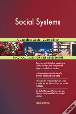 Wook.pt - Social Systems A Complete Guide - 2020 Edition