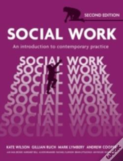 Wook.pt - Social Work An Introduction To Contempor