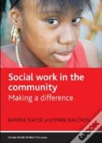 Social Work In The Community