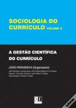 Wook.pt - Sociologia do Currículo - Vol. II