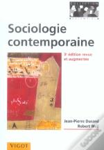 Sociologie Contemporaine (3e Edition)