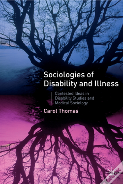 Wook.pt - Sociologies Of Disability And Illness