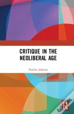 Sociology And Critique In The Neoli