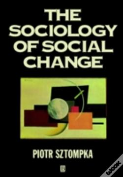 Wook.pt - Sociology Of Social Change