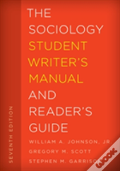 Sociology Student Writers Manucb