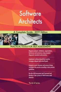 Wook.pt - Software Architects A Complete Guide - 2019 Edition