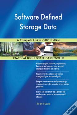 Wook.pt - Software Defined Storage Data A Complete Guide - 2020 Edition