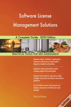Wook.pt - Software License Management Solutions A Complete Guide - 2020 Edition