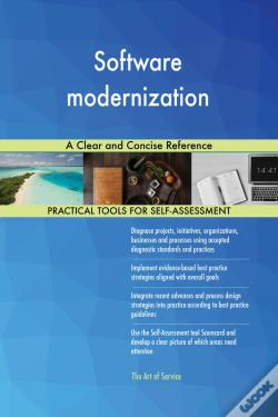 Wook.pt - Software Modernization A Clear And Concise Reference