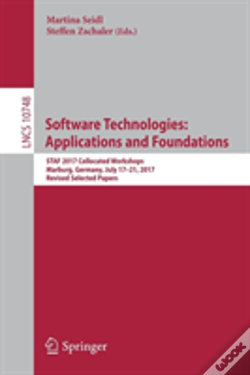 Wook.pt - Software Technologies: Applications And Foundations
