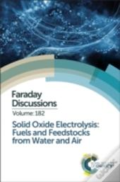 Solid Oxide Electrolysis Fuels & Feedsto