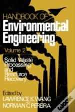 Solid Waste Processing And Resource Reco