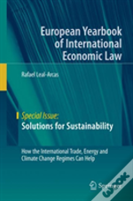 Solutions For Sustainability