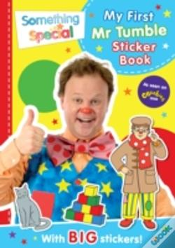 Wook.pt - Something Special Mr Tumble'S First Sticker Book
