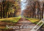 Songes D Automne Calendrier Mural 2018 Din A4 Horizontal