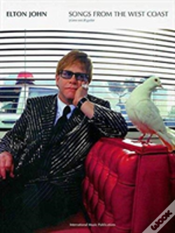 Wook.pt - Songs From The West Coast - Elton John