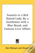 Sonnets To A Red Haired Lady, By A Gentl