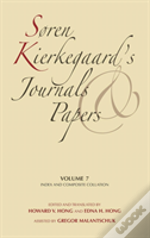 Soren Kierkegaard'S Journals And Papersindex And Composite Collation