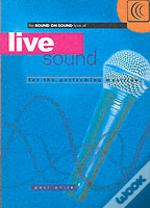 'Sound On Sound' Book Of Live Sound For The Performing Musician