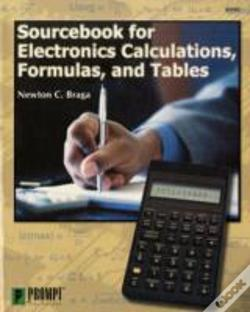 Wook.pt - Sourcebook For Electronics Calculations, Formulas And Tables