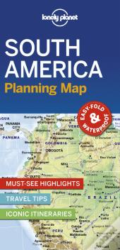 South America Planning Map