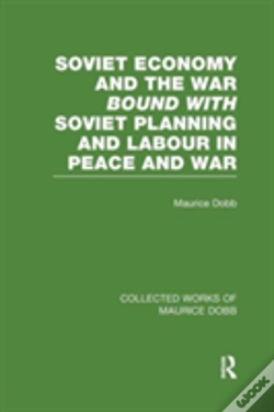 Wook.pt - Soviet Economy And The War Bound With Soviet Planning And Labour