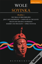 Soyinka Plays'Brother Jero'; 'Camwood On The Leaves'; 'Death And The King'S Horseman'; 'Madmen And Specialists'; 'Opera Wonyosi'