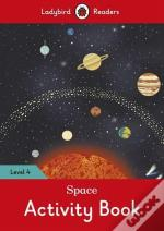Space Activity Book - Ladybird Readers: Level 4