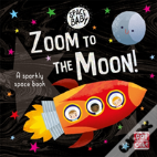 Space Baby: Zoom To The Moon!